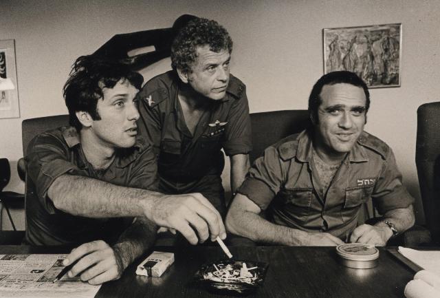 מבצע יונתן, 1977 - יהורם גאון - האתר הרשמי
